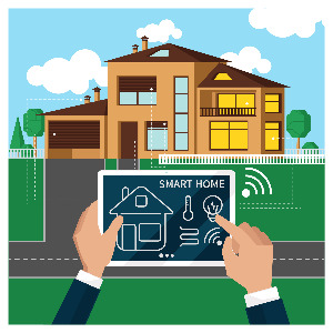Adding Value to Your Property With Smart Home Features