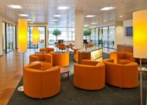 What is Hot in Commercial Interior Design