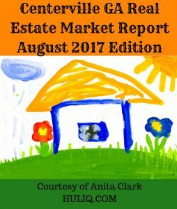 Centerville GA Real Estate Market Report