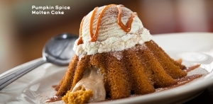 Chili's Pumpkin Cake