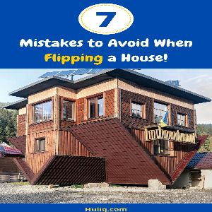 Mistakes to Avoid When Flipping a House