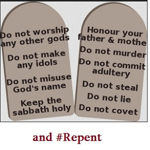 Commandments of God