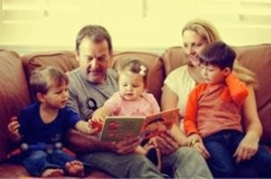 Daddy Nickell and family