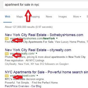 Google Adwords for Real Estate Online Marketing