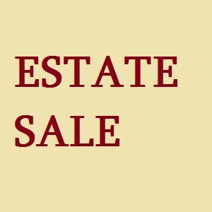 How to have an estate sale