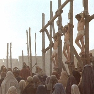 Jesus and Criminals on the cross