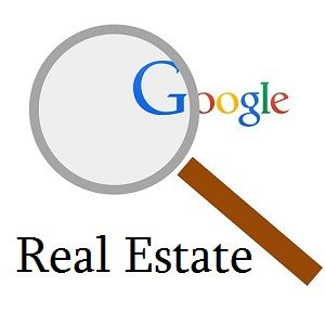 Real Estate and Google Search