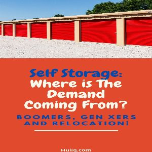Where is Demand For Self Storage Coming From